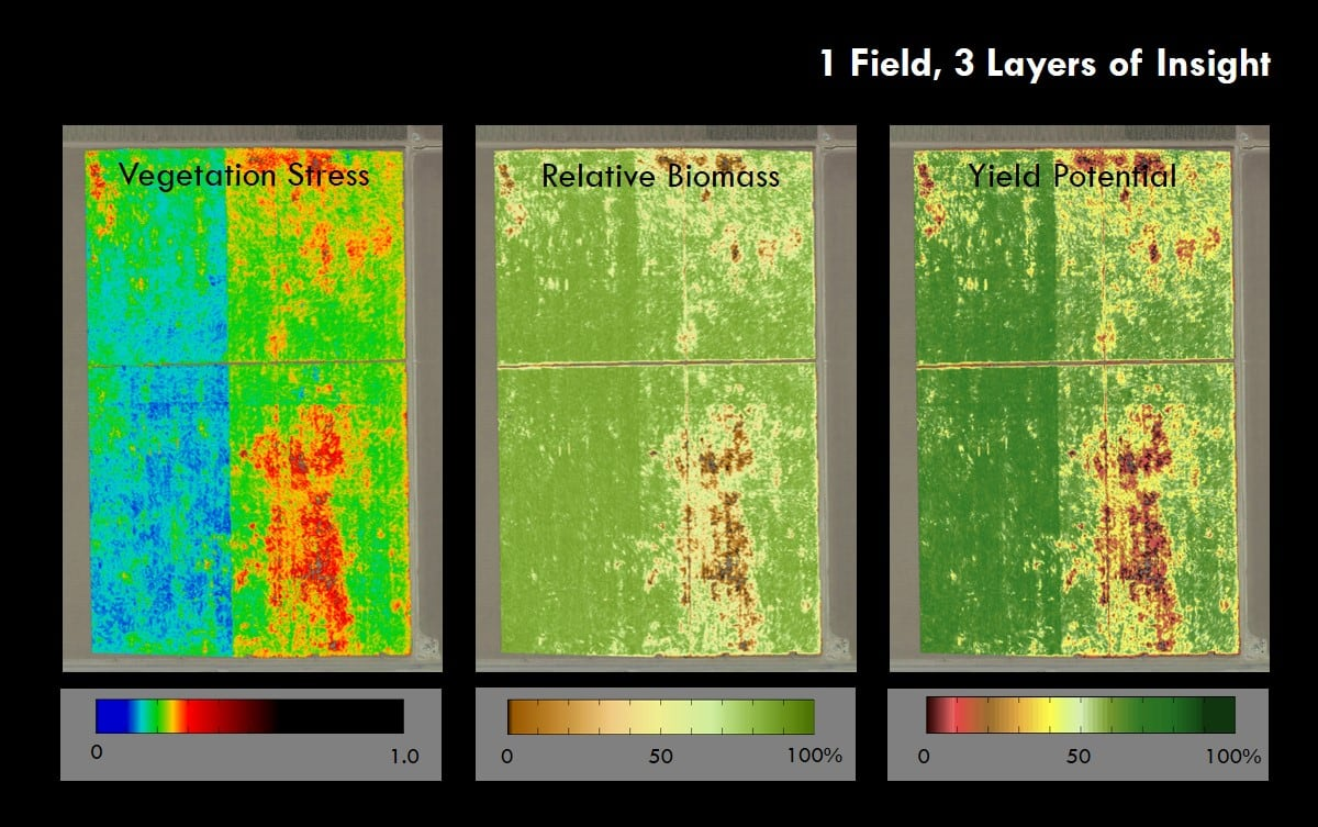 Slantrange Multispectral Sensors And Analytics For