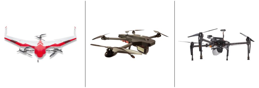 SLANTRANGE 3p Drones